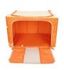 Home Creations Multi Utility Polyester Orange 15 L Storage Box