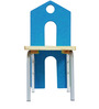Home Kids Chair in Blue Colour by KuriousKid