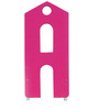 Home Kids Chair in Pink Colour by KuriousKid