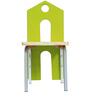 Home Kids Chair in Light Green Colour by KuriousKid