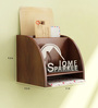 Home Sparkle Brown Engineered Wood Files & Documents Organiser