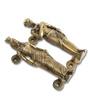 Home Sparkle Egyptian King & Queen Brass Maindoor Handle Set