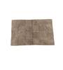 Homefurry Browns Cotton 20 X 32 Inch Bath Mat
