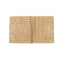 Homefurry Browns Cotton 20 X 32 Inch Bath Mat
