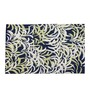 Homefurry Multicolour Wool 71 x 47 Inch Natural Area Rug