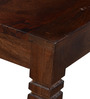 Castleford Set Of Tables in Provincial Teak Finish by Amberville