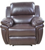 Adam Leatherette One Seater Sofa Recliner by HomeTown