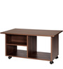 Honey Coffee Table in Acacia Dark Matt Finish by Debono