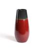 Hosley Maroon Ceramic Decorative Vase