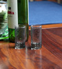 Hot Muggs 50 ML Welcome to Reality - Warped Shot Glasses - Set of 2