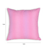 House This Blossom Pink Woven 16 x 16 Inch Cushion Cover