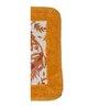 House This Orange & White Cotton 24 X 16 Bath Mat 1 Pc