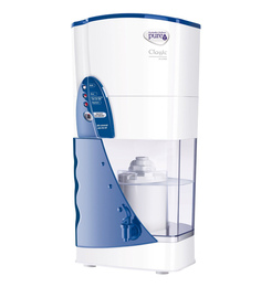 HUL Pureit 23L Membrane Classic Water Purifier With Free Princeware 15 Pcs Storage Container Set