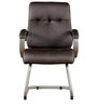 Hugo Leatherette Ergonomic Chair by Hometown