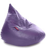 HumBug Bean Bag (Cover Only) XL size in Purple Colour  by Style Homez