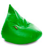 HumBug Bean Bag XL size in Parrot Green Colour with Beans by Style Homez