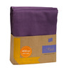 Hush Purple Cotton Bed Linen