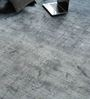 Hyde Park Grey Cotton & Viscose Hand Loomed Space Dyed Carpet