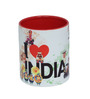 I Love India 350 ML Coffee Mug by Imagica