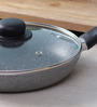 Illa Stone Coated Non-Stick Frying Pan with Lid - 26 CM