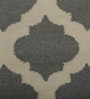 Imperial Knots Ivory & Grey Wool 48 x 72 Inch Carpet