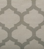 Imperial Knots Ivory & Grey Wool 96 x 60 Inch Carpet