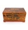 In'Design Fine Painted Wooden Multicolour Box