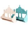 In'Design Blue Iron Wall Shelf - Set of 2