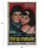 Indian Hippy Paper 20 x 30 Inch Rafoo Chakkar Vintage Unframed Bollywood Poster