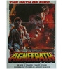 Indian Hippy Paper 30 x 40 Inch Agneepath Vintage Unframed Bollywood Poster