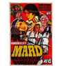 Indian Hippy Paper 40 x 60 Inch Mard Vintage Unframed Bollywood Poster