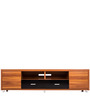 Iris Entertainment Unit in Maple Finish by Royal Oak