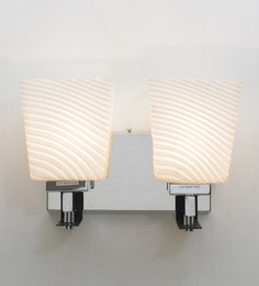 Jainsons Emporio Square Upward Doube Wall Light
