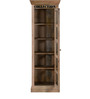 Jodeci Book Case with Distress Finish in Mango Wood by Bohemiana