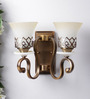 Jainsons Emporio Chenille Vintage Double Wall Light