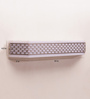 Jainsons Emporio Chrome Honeycomb Bathroom Light