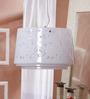 Jainsons Emporio Helio White Metal Ceiling Light