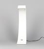 Jainsons Emporio Silver Aluminium Study Lamp