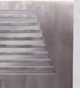 Jainsons Emporio Telford Designer Silver Metal Two Way Wall Light