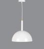 Jainsons Emporio White Aluminium Pendant