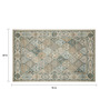 Jaipur Rugs Antique White & Soft Gold Wool 60 x 96 Inch Area Rug
