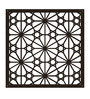 Jefferson Room Divider in Wenge by Bohemiana