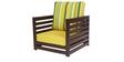 Jinjer Contemporary Sofa Set in Green Delite Colour by ARRA
