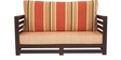 Jinjer Contemporary Sofa Set in Light Brown Delite Colour by ARRA