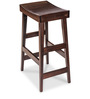 Jim Marvelous Bar Stool in Brown Colour by Durian