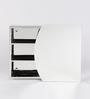JJ Sanitaryware Lisa Stainless Steel Bathroom Mirror Cabinet