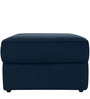 Jordana Ottoman in Royal Blue Colour by CasaCraft