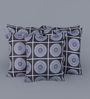 Just Essential Multicolour 100% Cotton 16 x 16 Inch Durable Cushion Covers - Set of 5