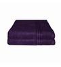 Just Linen Magenta Cotton 16 x 24 Hand Towel - Set of 2