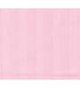 Just Linen Pink Cotton Queen Size Flat Bedsheet - Set of 3